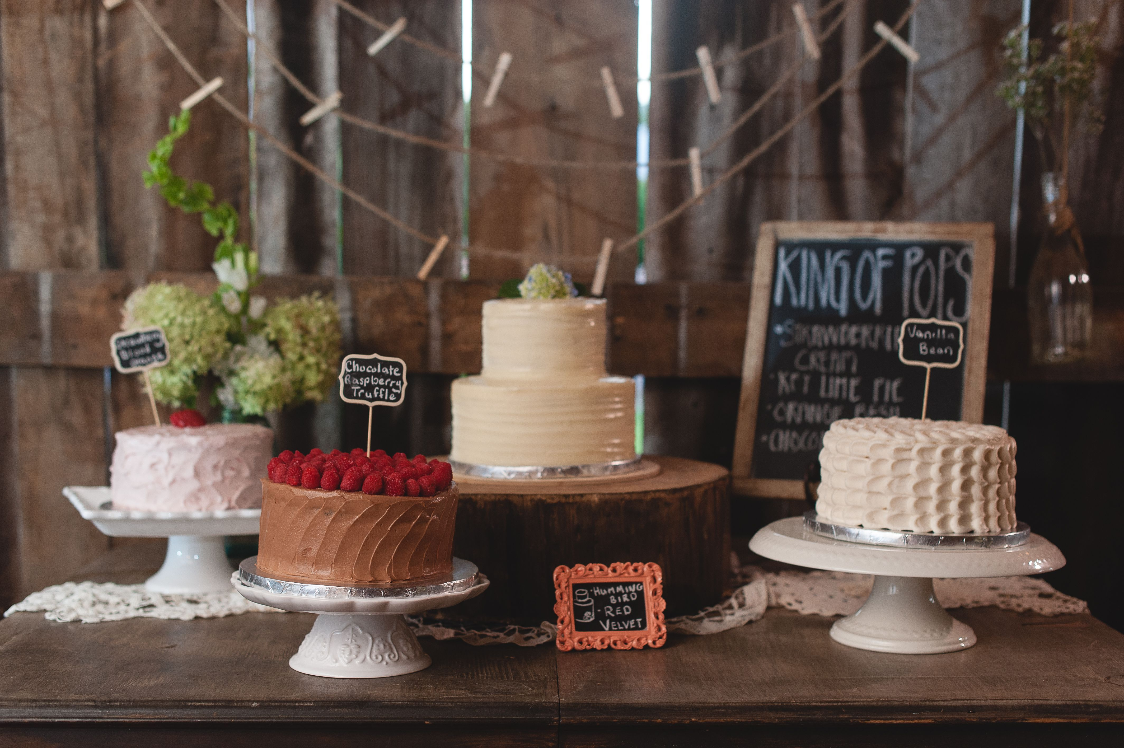 Need Wedding Ideas? Check Out This Homemade Cake Dessert