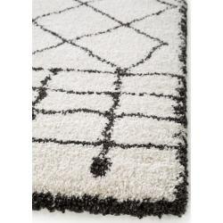 Photo of benuta Trends high pile carpet Gobi Cream 80×150 cm – Berber carpet
