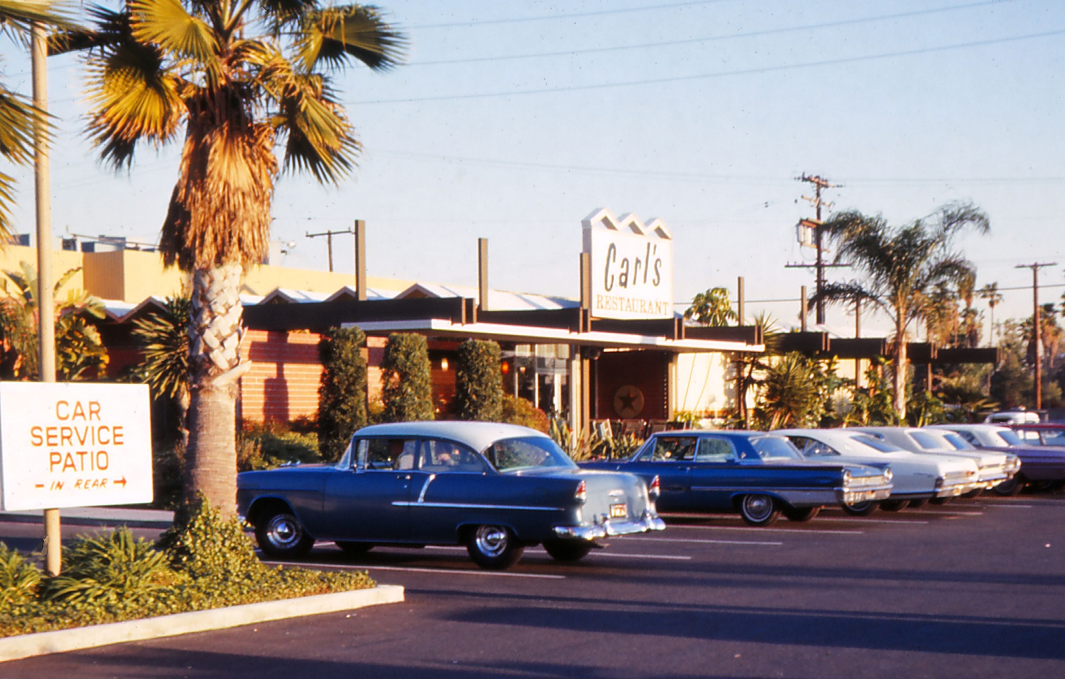 Anaheim, California, 1960s | Hemmings Daily | old anaheim ...
