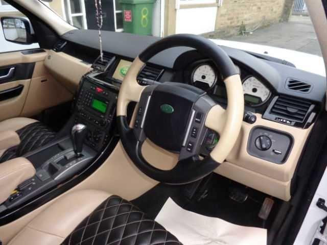 2006 Range Rover Sport 2 7 Tdv6 Hse Estate Ap Customs