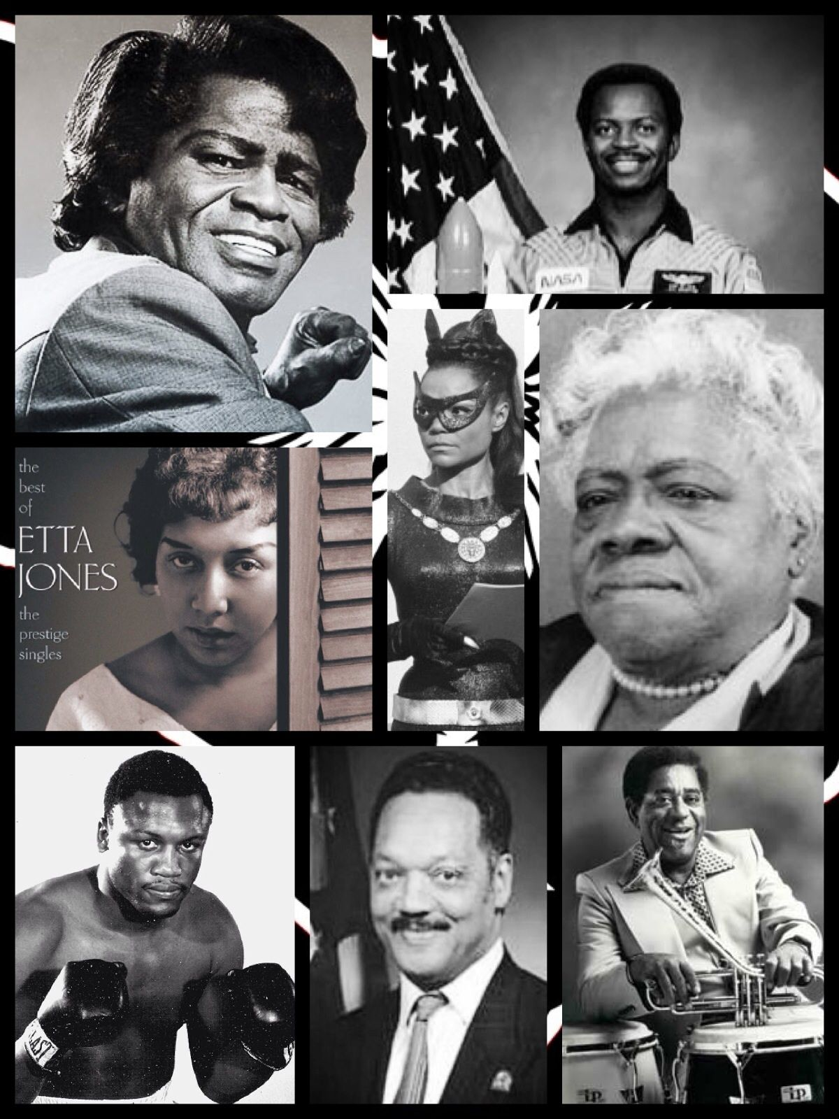 Famous African American South Carolina Natives