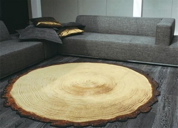 Nature Inspired Rug