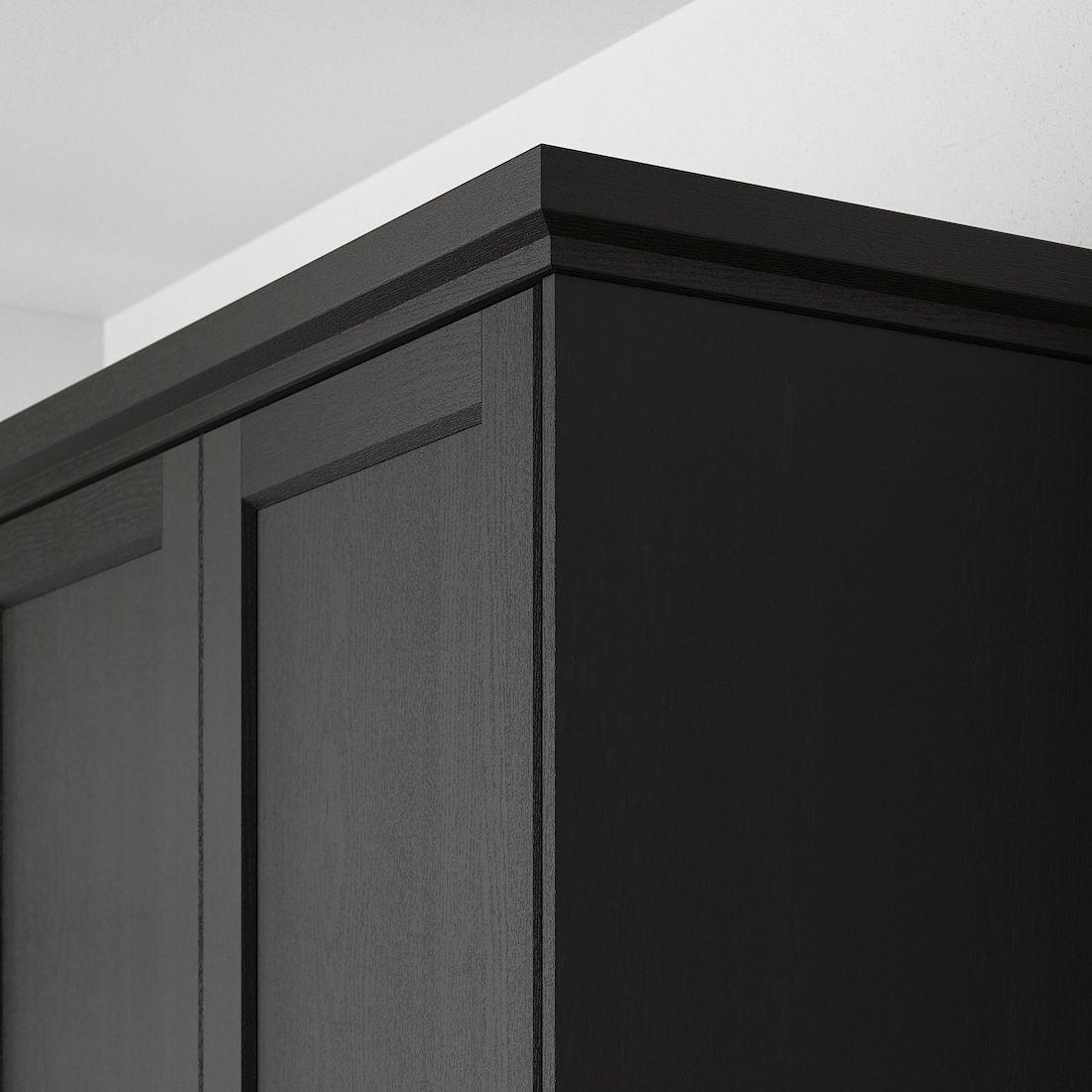Best Lerhyttan Deco Str*P Contoured Edge Black Stained 87 400 x 300