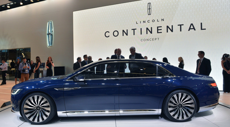 Lincoln Continental 2018 - Lincoln cars are conveniently several of one of  the most demanded cars