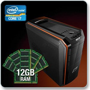 Acer Predator AG3620 UR308 Gaming Desktop | Computers | Gaming