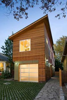 Small House Urban Architecture Google Search Modern Brick House Brick House Plans Small House Design Solutions