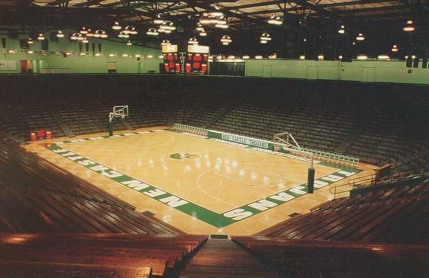 My High School Gym New Castle In I Miss Going To High School