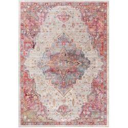 benuta Trends Teppich Visconti Multicolor 300x400 cm - Vintage Teppich im Used-Look #antiquefarmhouse