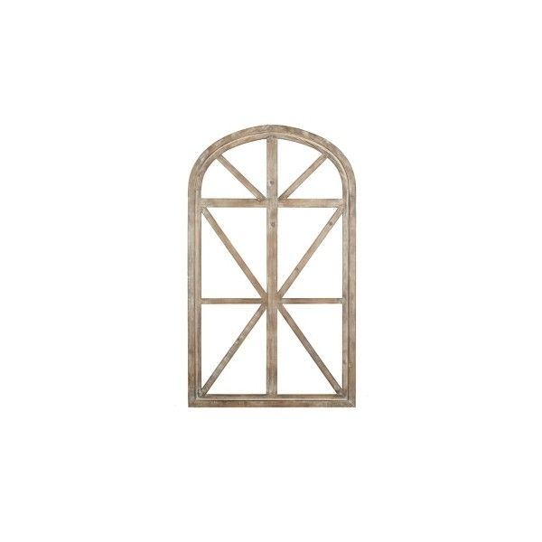 Natural Arch Door Frame Plaque ($67) via Polyvore featuring home ...