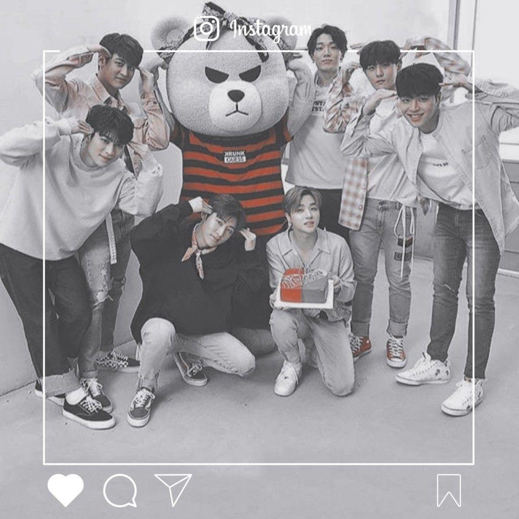 iKON 아이콘 iKON edit instagrameffect iKON wallpaper
