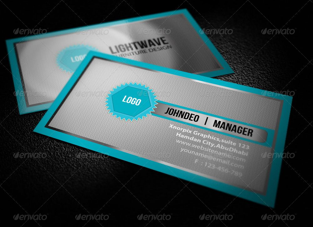 Corporate Business Card Product Mockup 68398 With Images