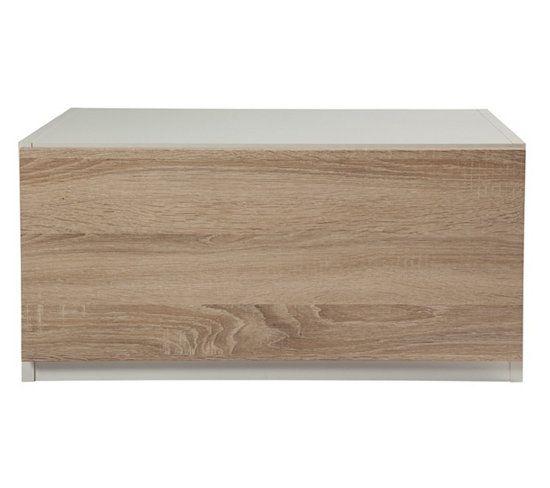 Surhotte 60 cm 1 porte BEST 8341949AK / Imitation chêne Cuisine - conforama meuble bas cuisine