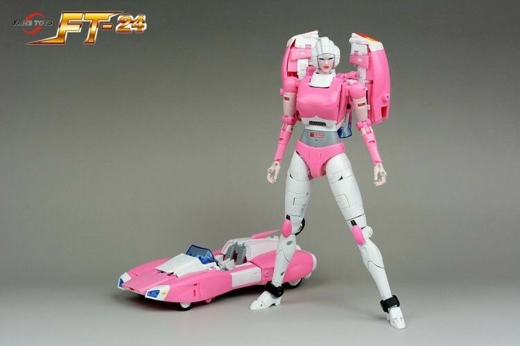 Transformers FansToys FT-24  Rouge G1 Arcee Action figure in stock
