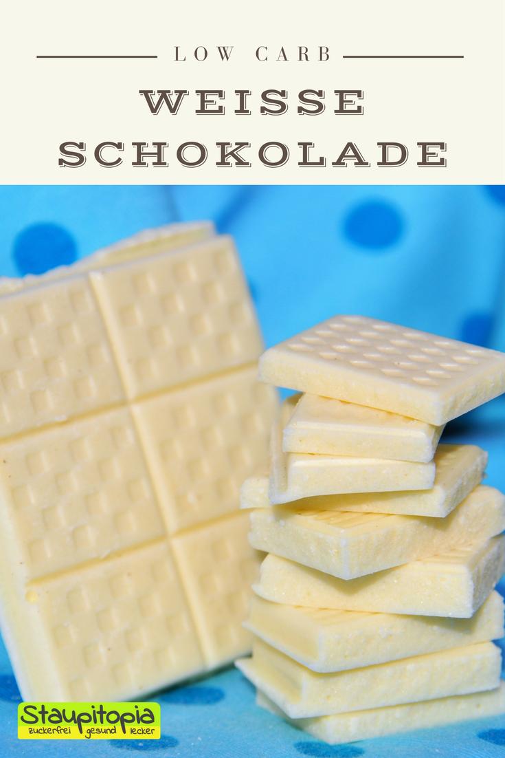 Weisse Schokolade Selber Machen 5 Minuten 3 Zutaten 0 Zucker Ich Verrate Euch Wie Ihr Schokolade Ohne Zucker Low Carb Schokolade Schokolade Selber Machen