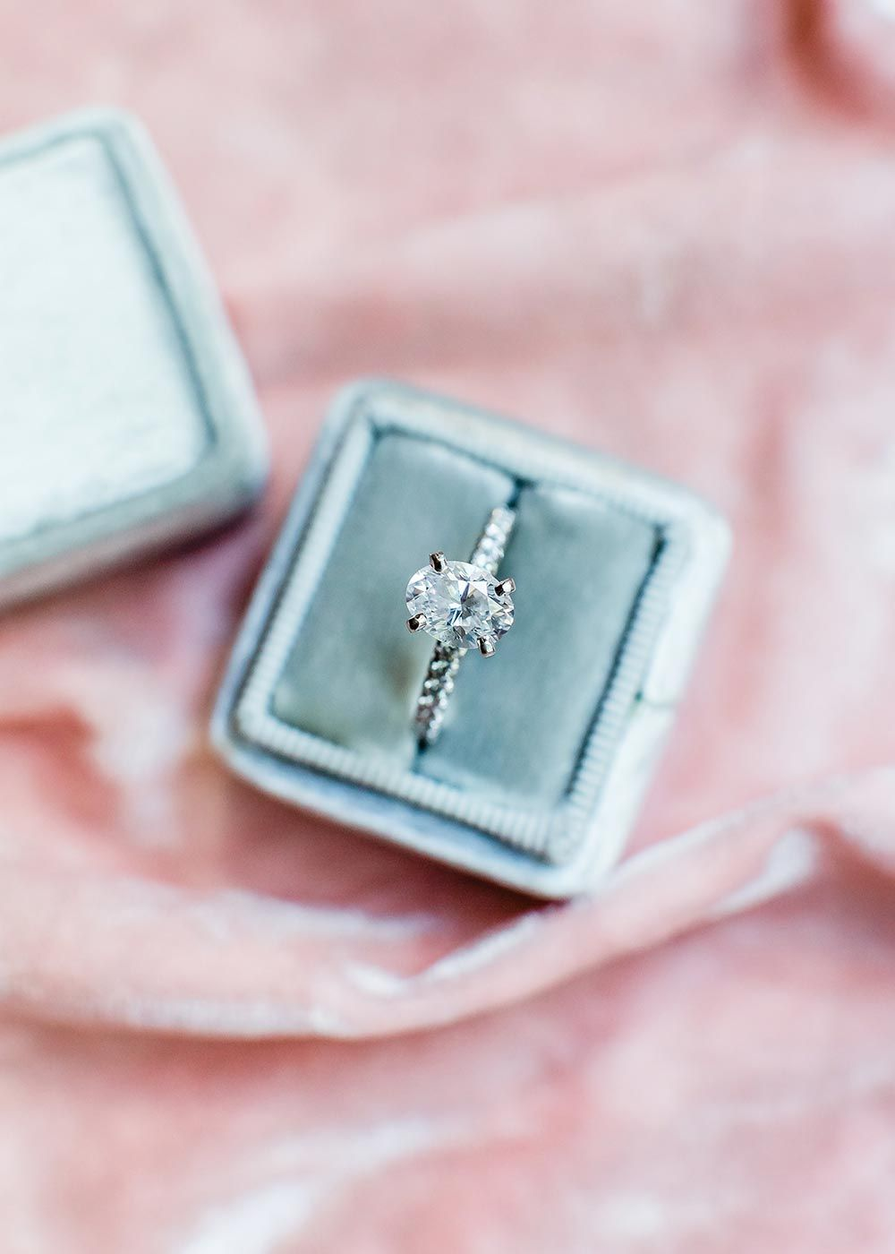 Glam Bay Area Wedding Amidst Grape Vines And Cypress Trees Ruffled Diamond Alternative Wedding Ring Wedding Rings Halo Alternative Wedding Rings