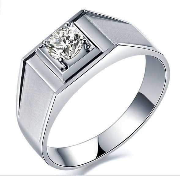 Reasons Why Engagement Rings For Men Is Fast Becoming A New Trend Styleskier Com In 2020 Rings For Men Men Diamond Ring Silver Ring Designs