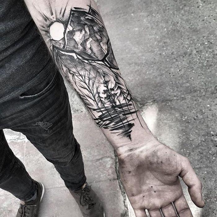 1001 Coole Vorlagen Und Motive Für Tattoos Für Männer Tattoos