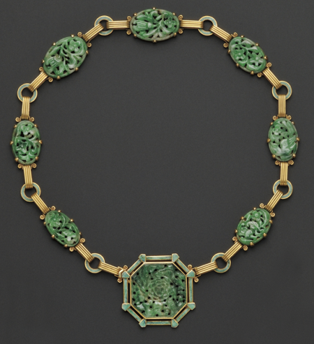 051e2b74a Tiffany jade necklace | /\/\/\...jewelry.../\/\/\ | Jewelry, Jade ...