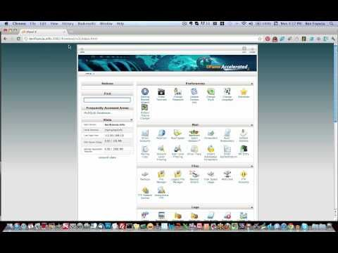 Ben Francia - How to Install WordPress - http://www.benfrancia.com/internet-marketing/installing-wordpress-on-your-new-domain-name/