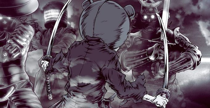 Afro Samurai 2 Revenge of Kuma - Art