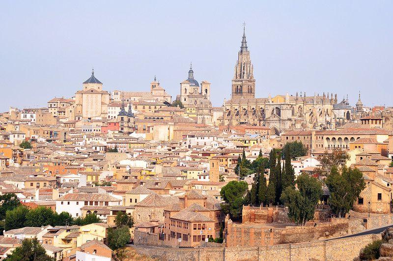 Панорама _130.jpg | Город, Испания, Яндекс