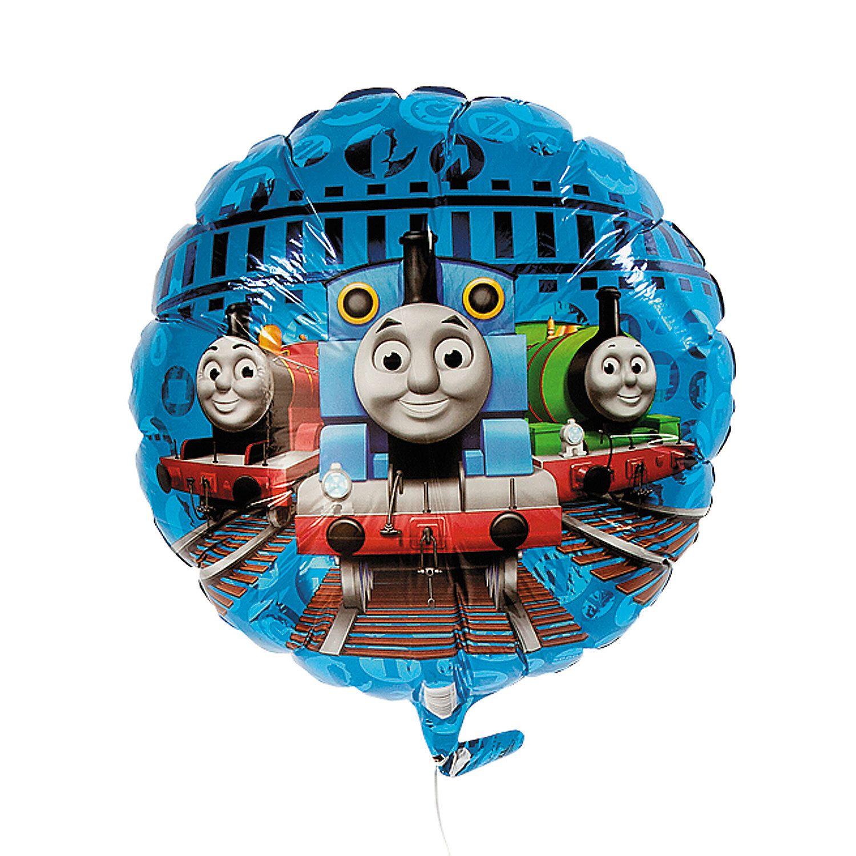 Fun Balloon Ideas For Your Wedding Day: Thomas The Tank & Friends™ Mylar Balloon