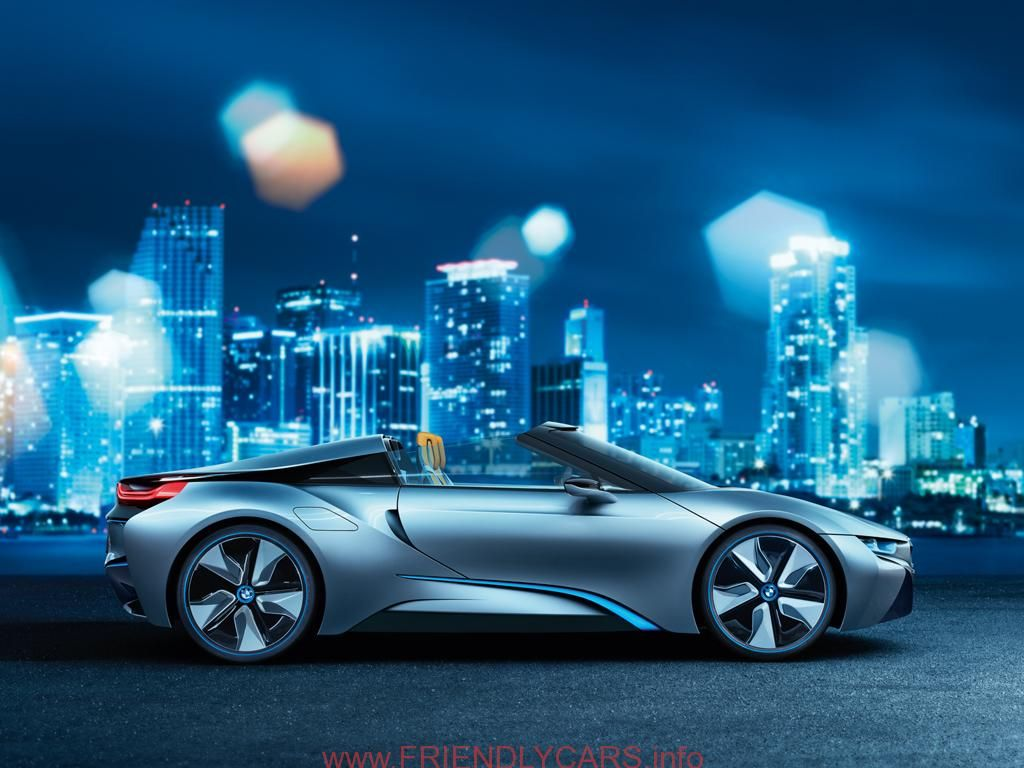 Nice Bmw I8 Spyder Black Car Images Hd Wallpaper Autos And Vehicles