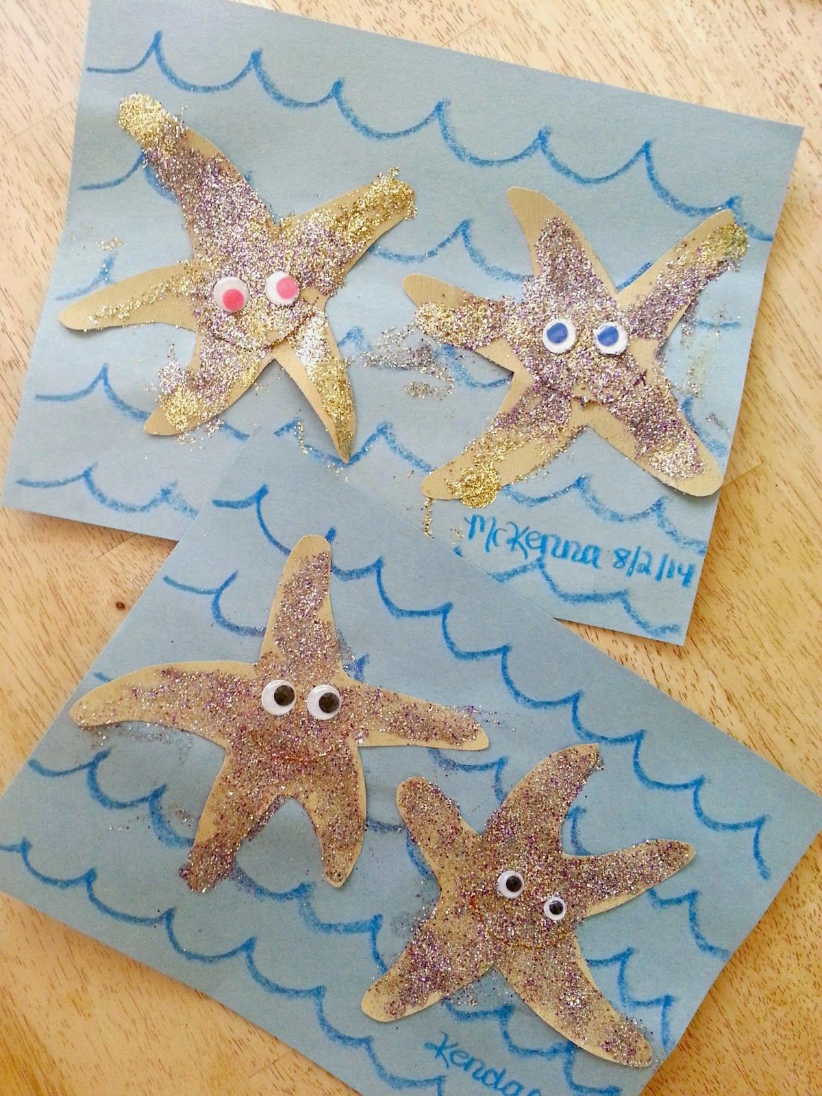 Photo of Sandpaper Starfish | Fun Family Crafts