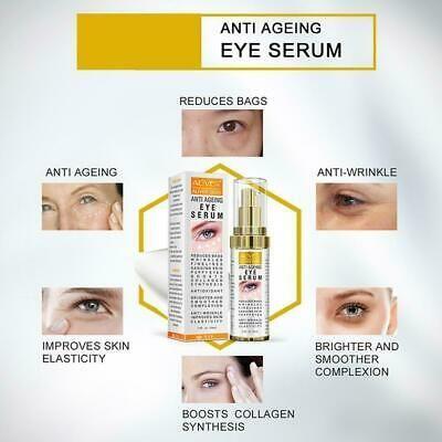Eye Cream Anti Dark Circle Remove Under eye Bags Wrinkle Essence New K9H1 #darkcircle