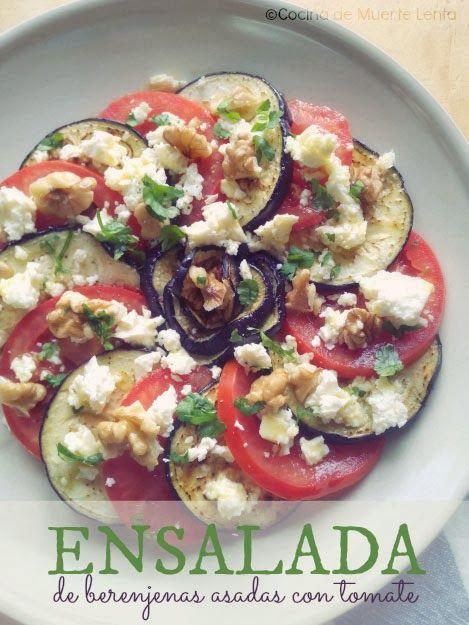 Blog de recetas vegetarianas y veganas. Por un estilo de vida saludable