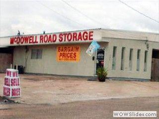 McDowell Road Self Storage, Jackson MS 39204