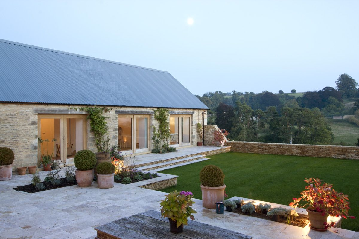 MHWorkshop Architects :: Vale Farm Contemporary Barn Conversion ...