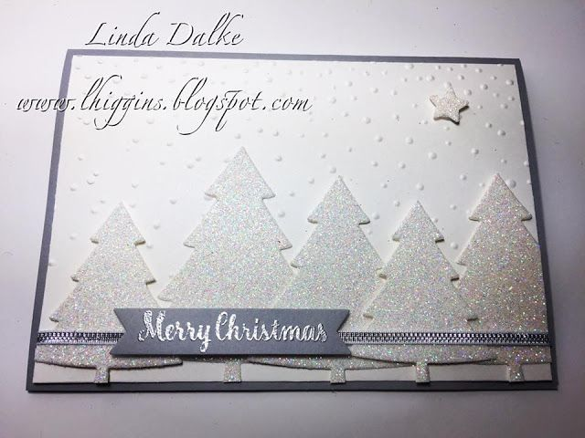 White Christmas with Stampin'Up! Australia
