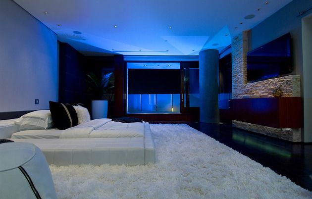 Ultimate Party House In Beverly Hills Luxurious Bedrooms Bill