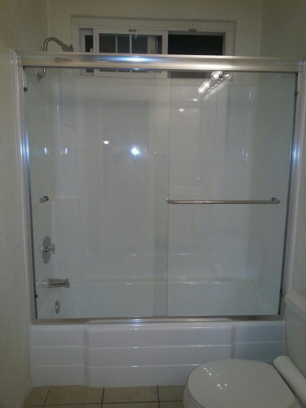 You Saved Money By Reglazing That Fiberglass Tub Shower