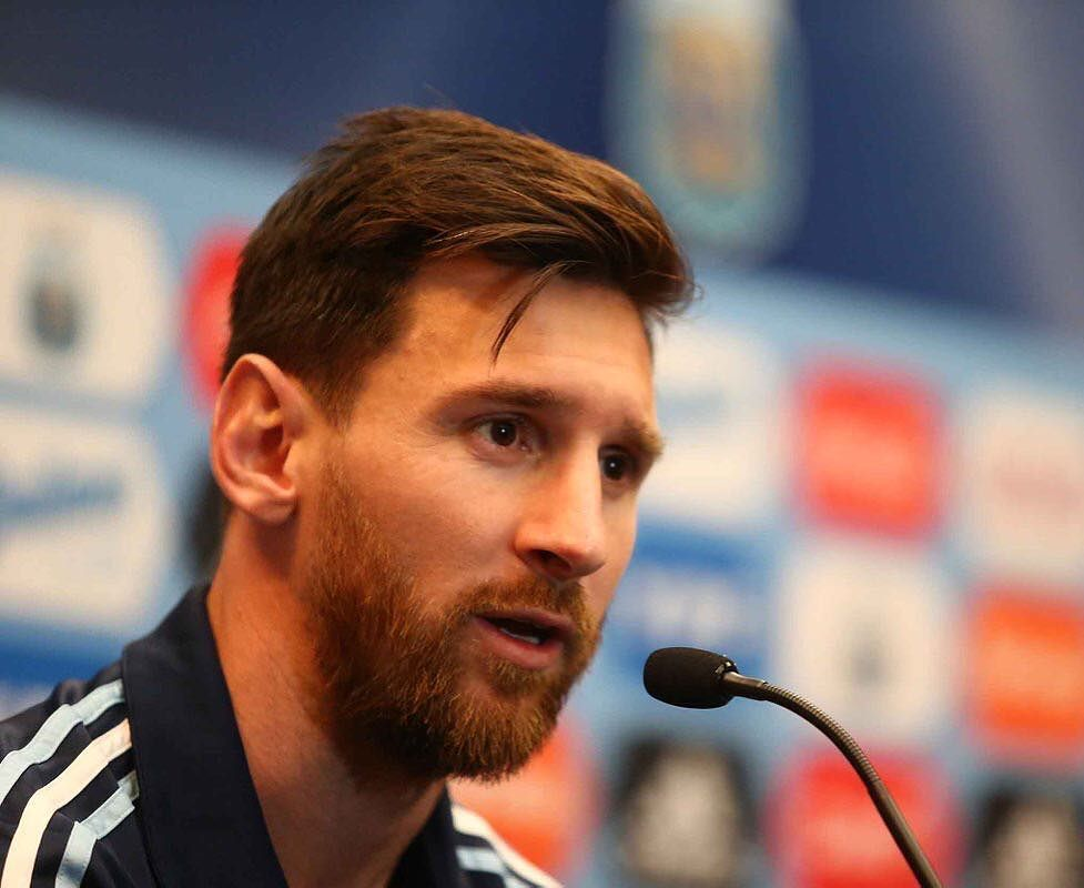 Awesome 20 Winning Messi Haircuts Sporty And Stylish Looks For