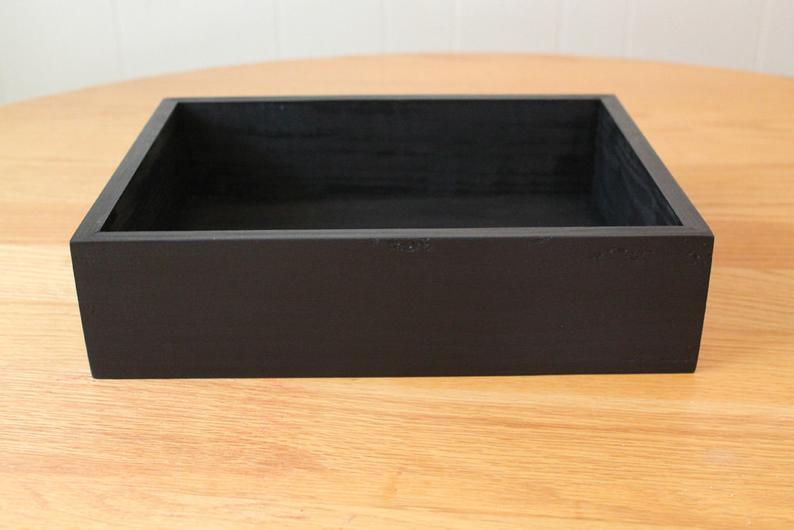 12x12 Wooden Box