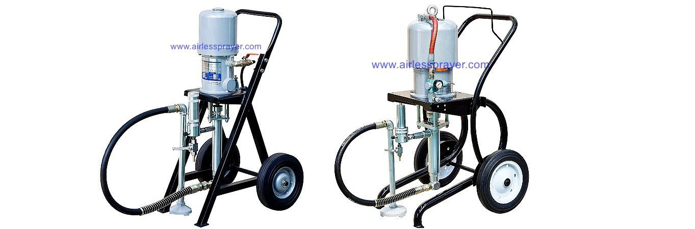 Airless Spray Pump China Paint Sprayer Sprayers Spray