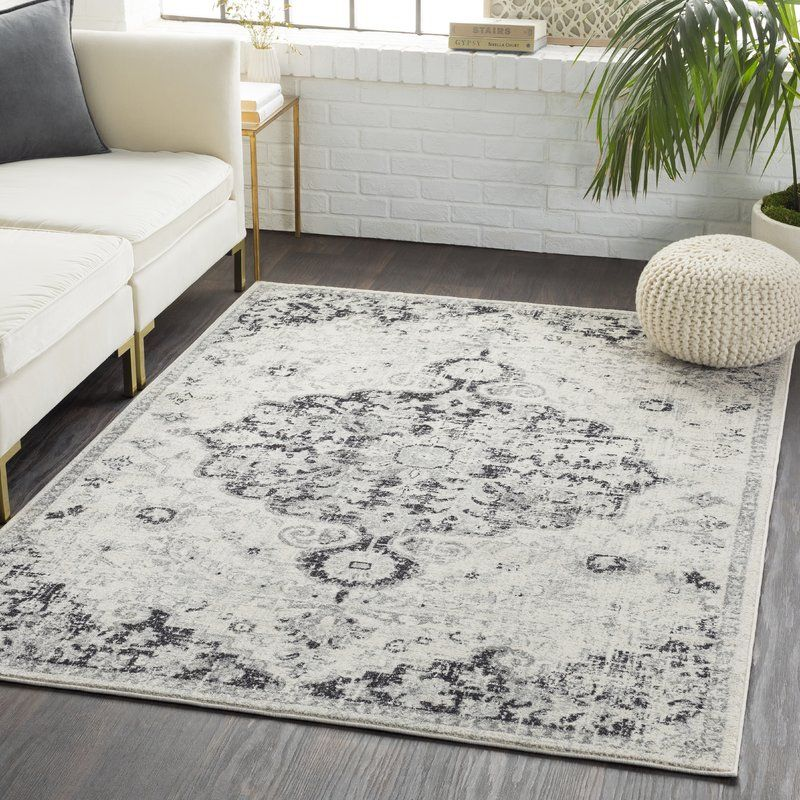 Hillsby Black Light Gray Beige Charcoal Area Rug Area Rugs