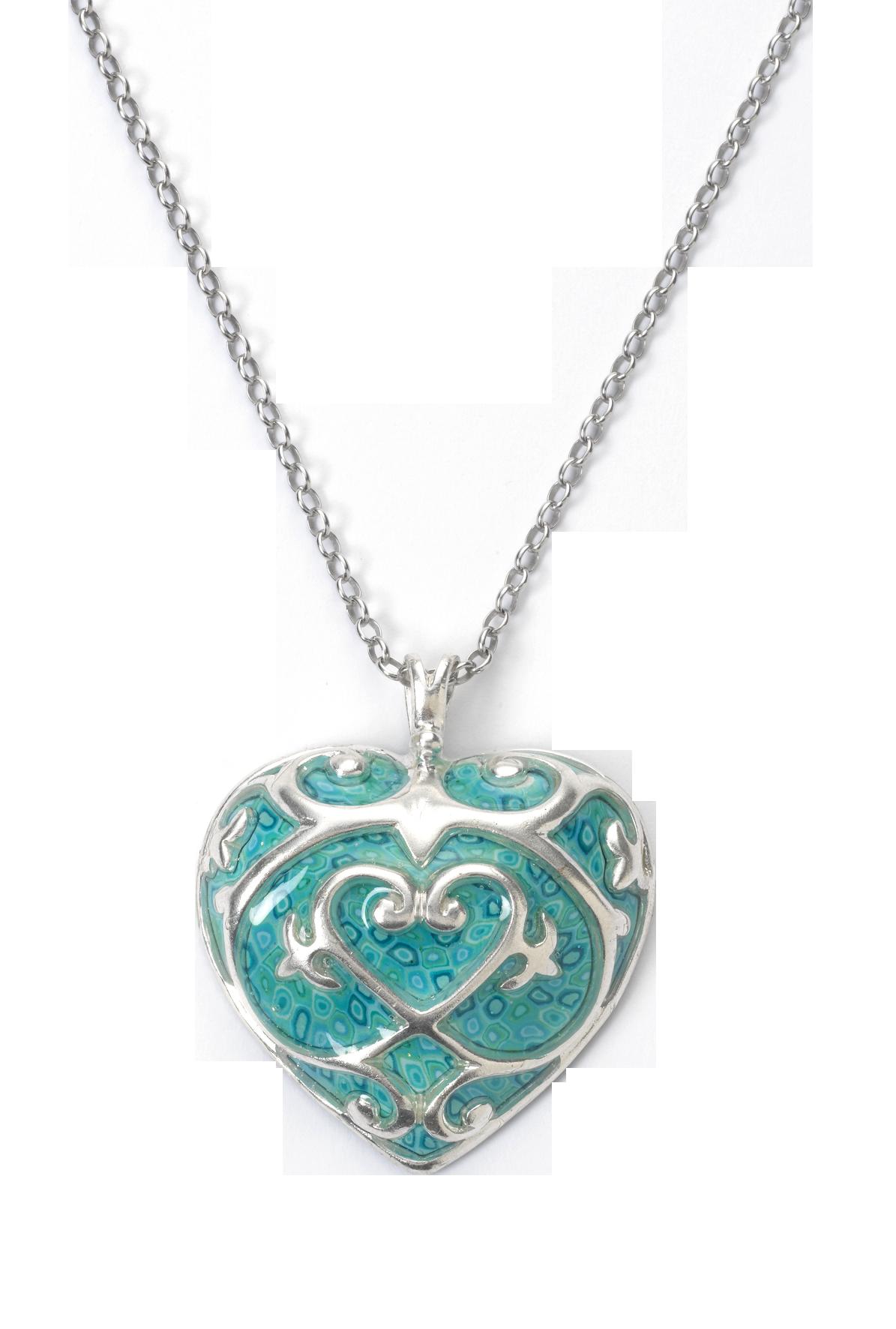 Creative Turquoise Heart Pendant Pendant Lighting Exquisite Creative Turquoise Heart Pendant