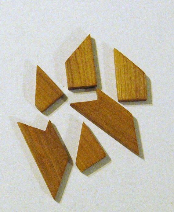 Brainteaser Six Piece Letter H Puzzle Wood Crafts Pinterest