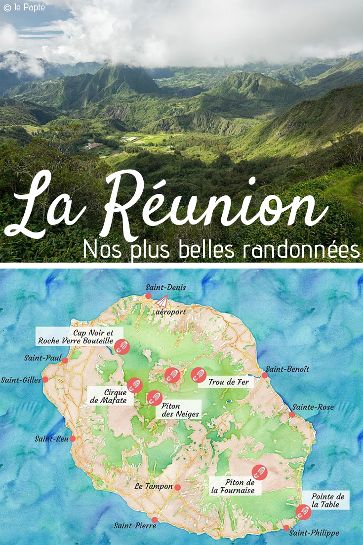 Mes 7 Plus Belles Randonnees A La Reunion Carigami Le Magazine La Reunion Visiter La Reunion Voyage Et Tourisme