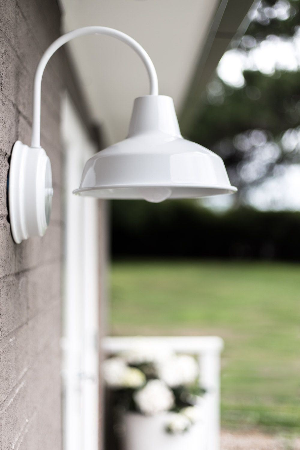 Our New Exterior Barn Lights Outdoor