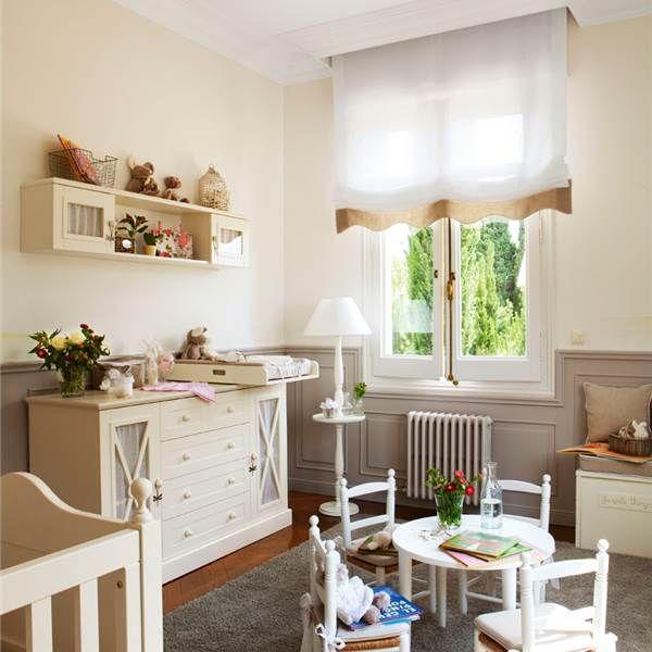 Su primera habitación | Sweet Wait | Pinterest | Decoracion ...