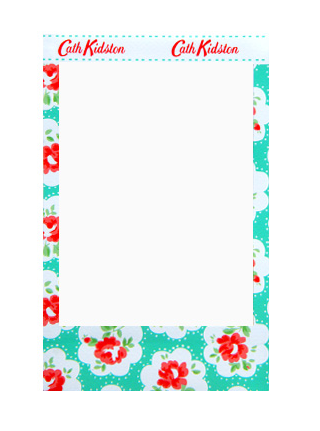 The Fujifilm Instax Mini Cath Kidston Mint Instant Film Is An Awesome Design Featuring UK