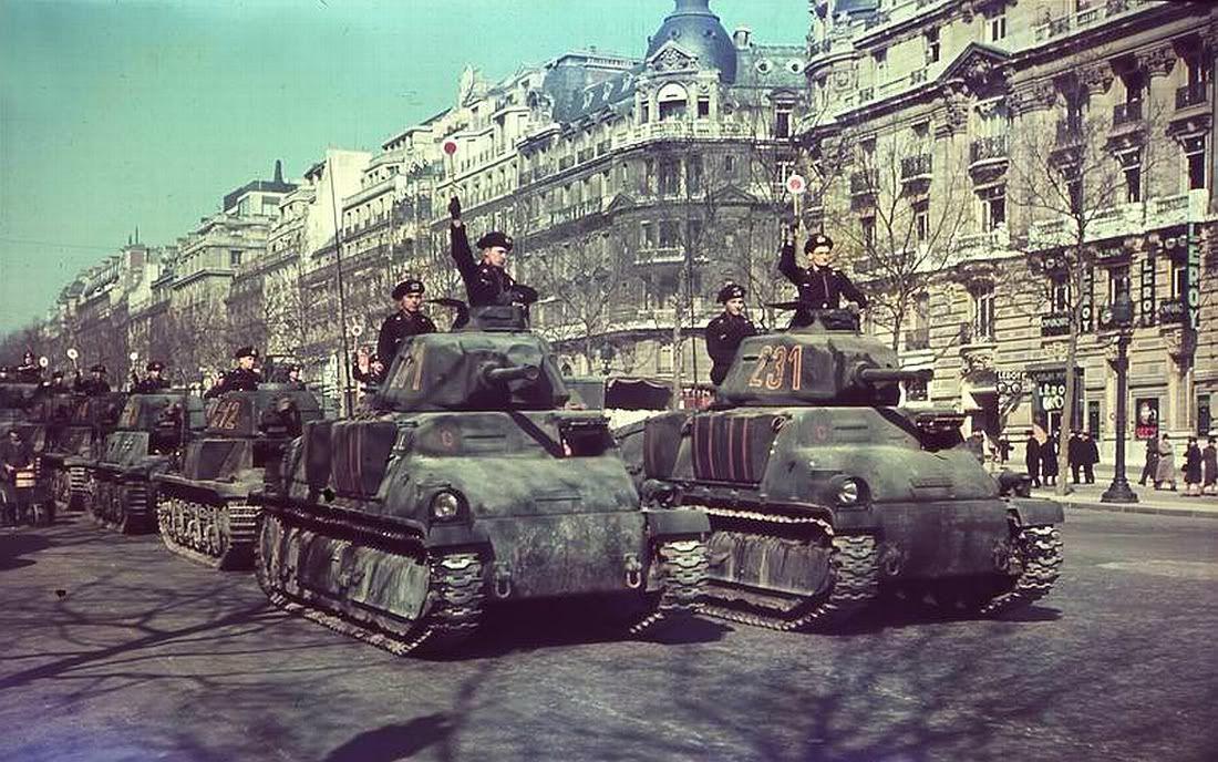 """Képtalálat a következőre: """"german tanks paris"""""""