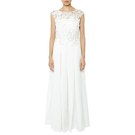 Wedding dresses available on the High Street and online - Ted Baker ...