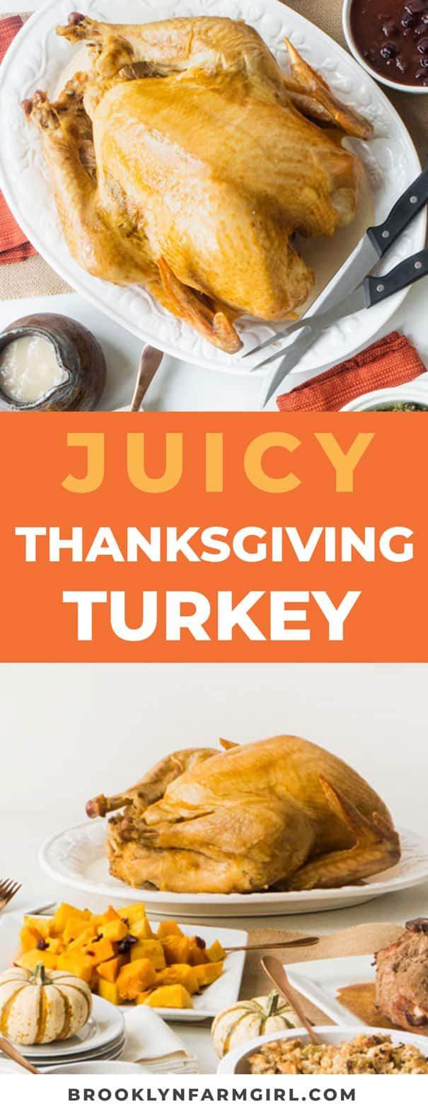 Photo of Juicy Thanksgiving Turkey – How to Cook a Perfect Turkey!