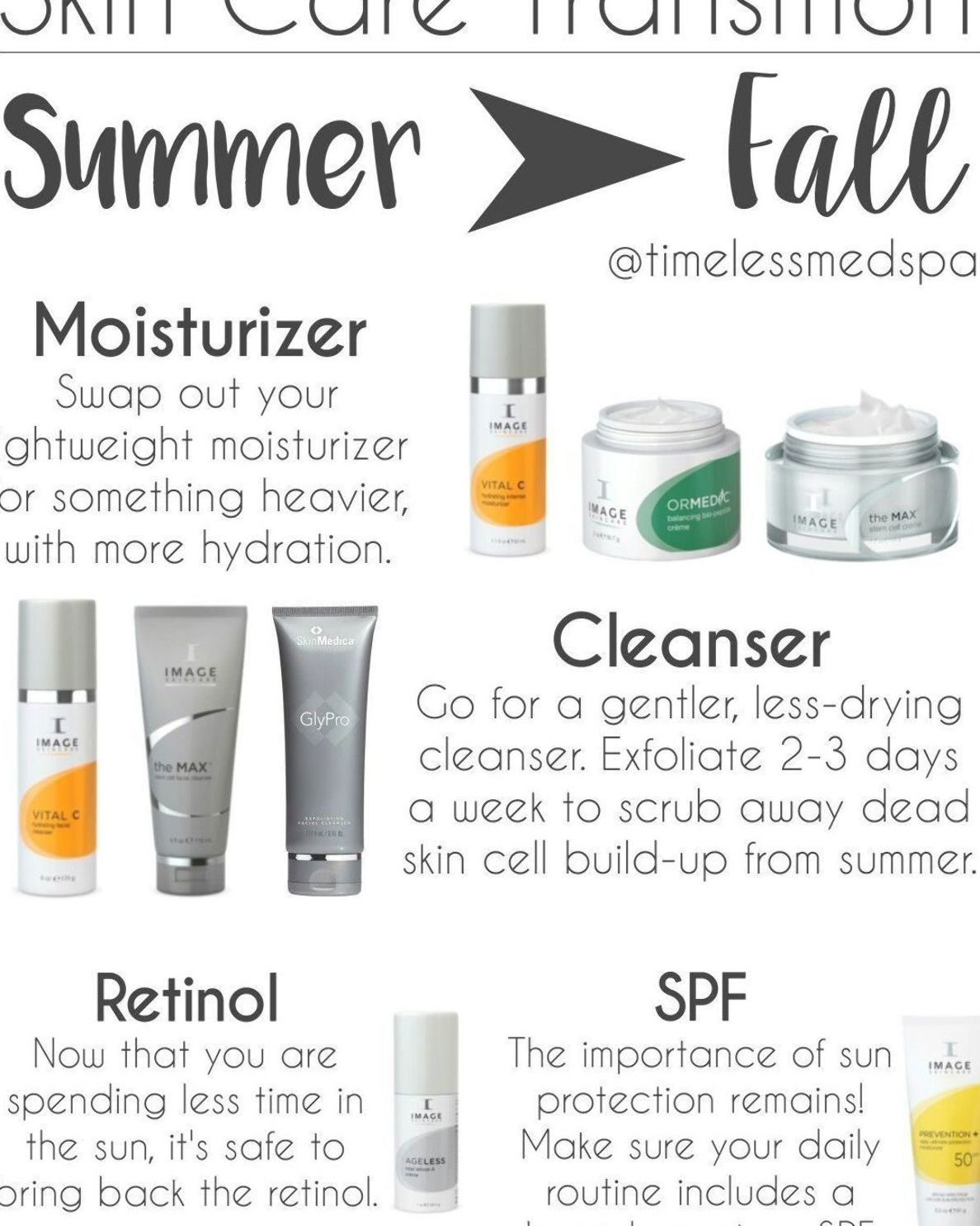 Tips To Transition Your Skin Care Routine From Summer To Fall Skincare Skin Imageskincare Nothingbut In 2020 Autumn Skincare Image Skincare Best Skin Care Routine