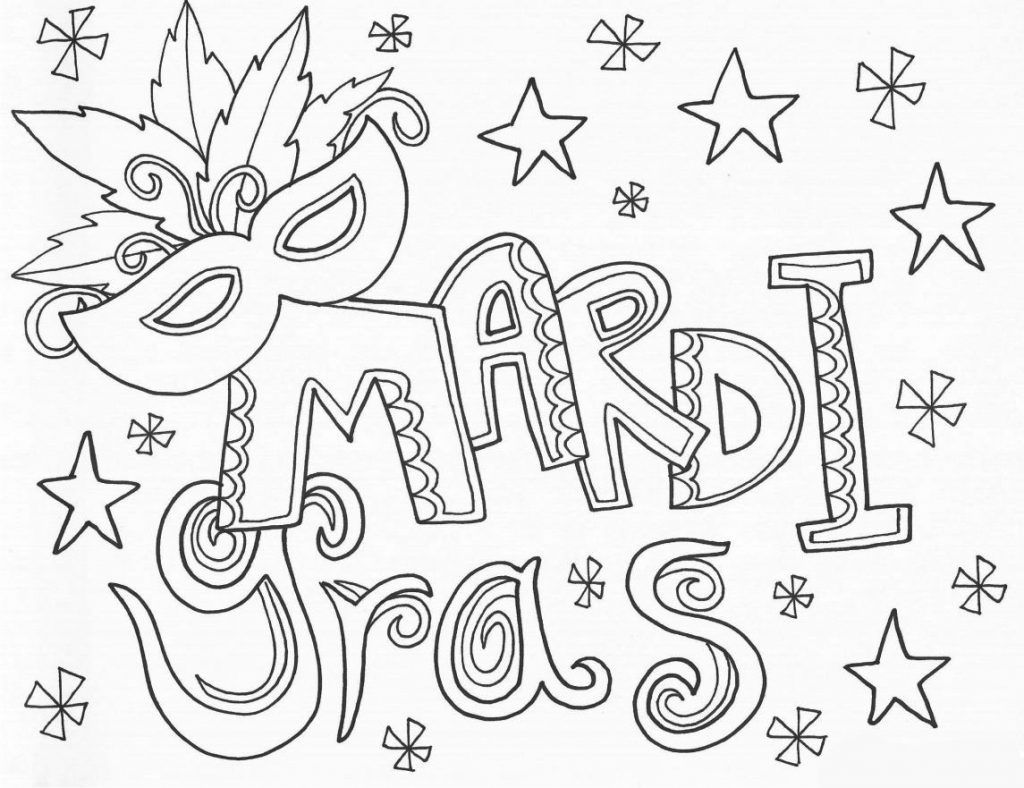 Free Printable Mardi Gras Coloring Pages For Kids Mardi Gras Classroom Mardi Gras Activities Mardi Gras Mask